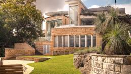 Hunters Hill award winning home by Pimas Gale